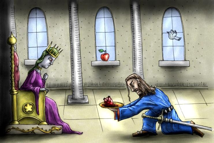Snow White's heart II