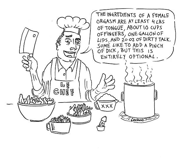 Sex Recipe