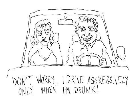 Road aggressor