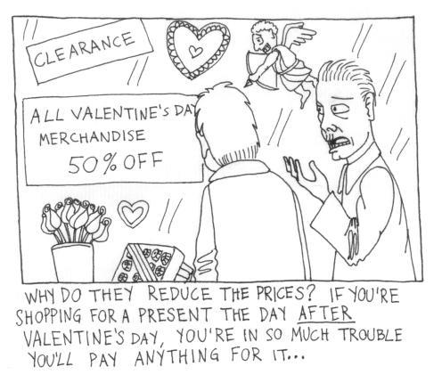 Post Valentine's