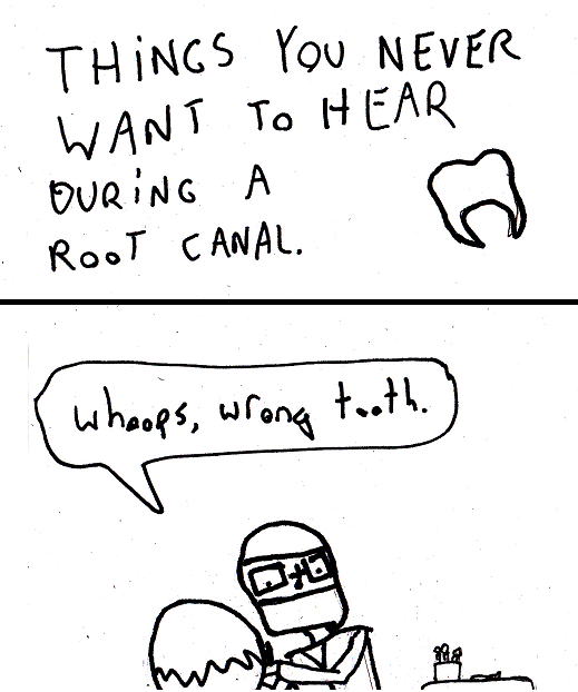 Guest comic by DSW