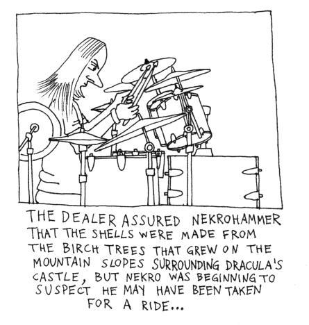 Nekrohammer