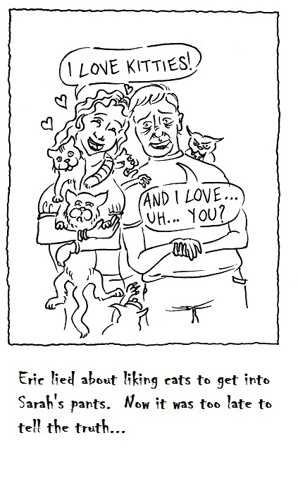 Cat Lovers 1