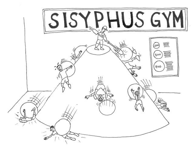 Sisyphian