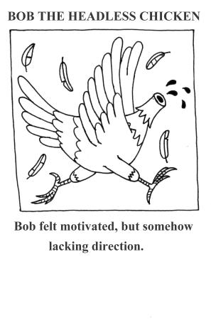 Bob the headless chicken 6