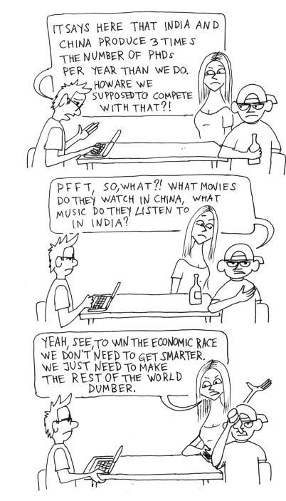 Dumber World